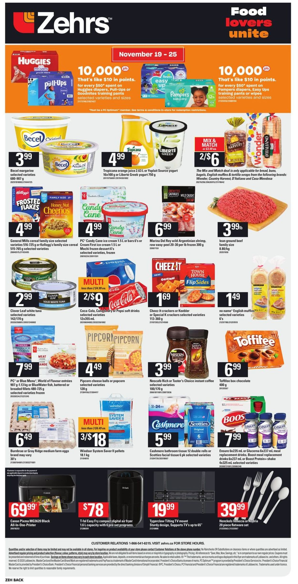Zehrs Flyer - 11/19-11/25/2020 (Page 4)