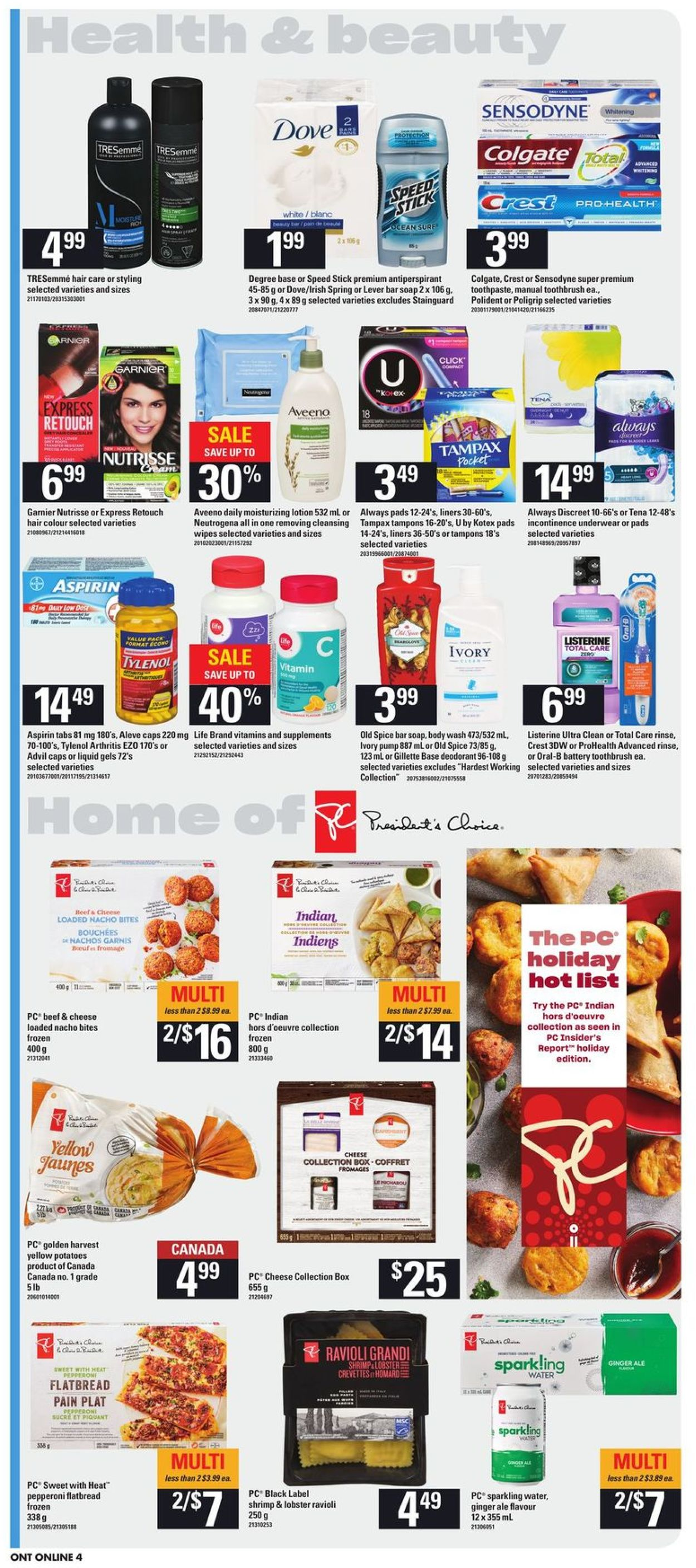 Zehrs Flyer - 11/19-11/25/2020 (Page 10)