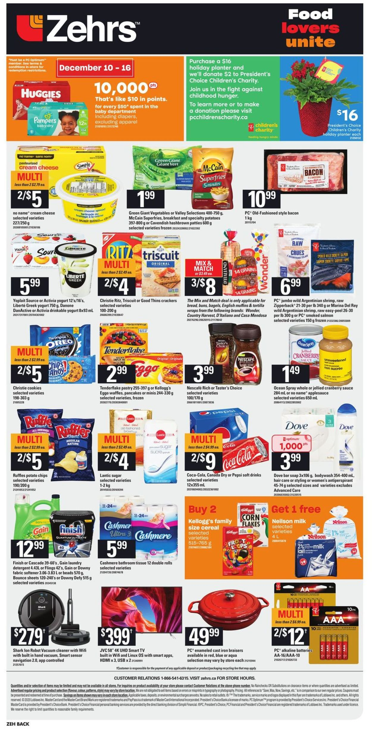 Zehrs - Christmas 2020 Flyer - 12/10-12/16/2020 (Page 4)