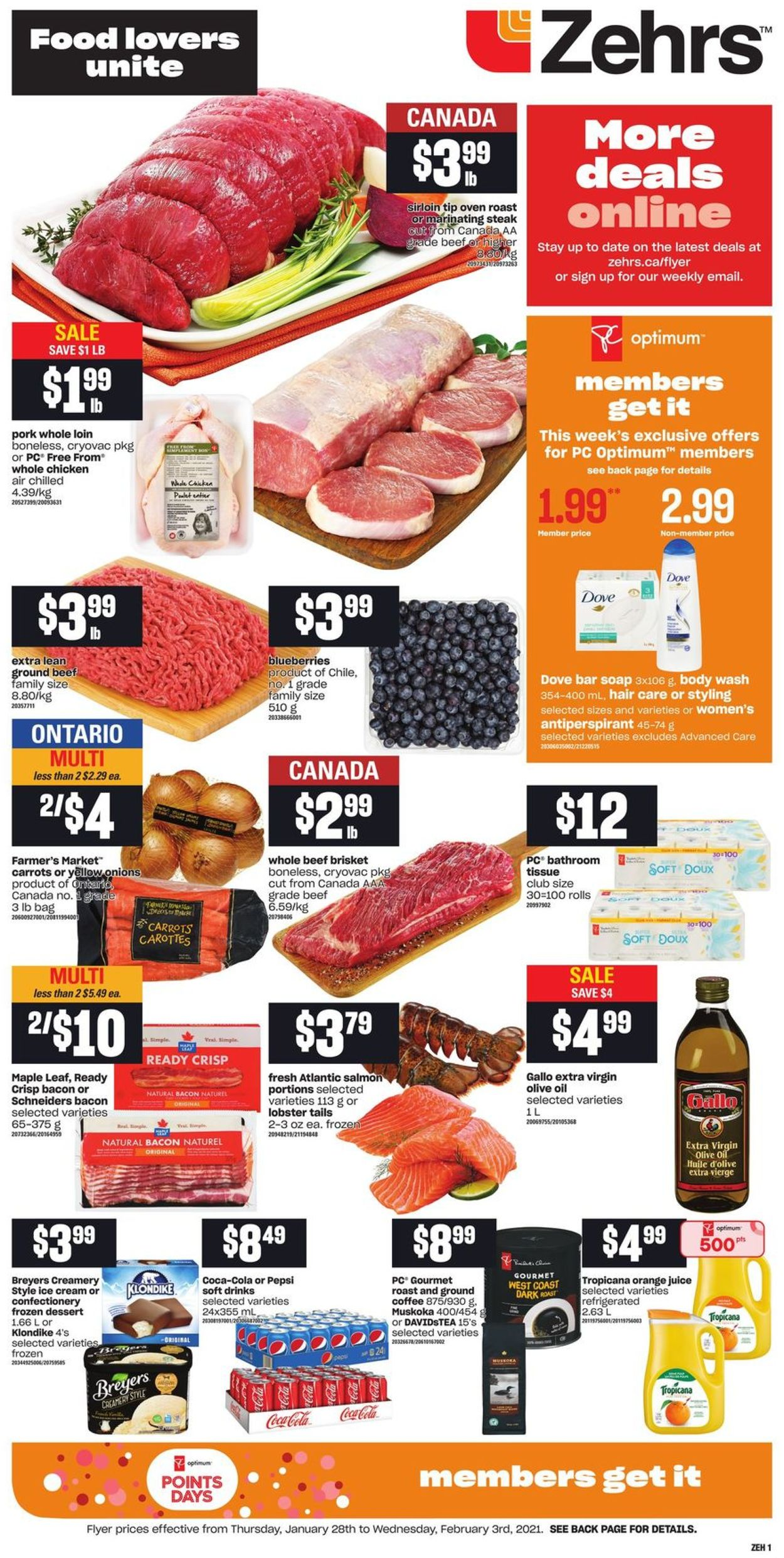 Zehrs Flyer - 01/28-02/03/2021 (Page 3)