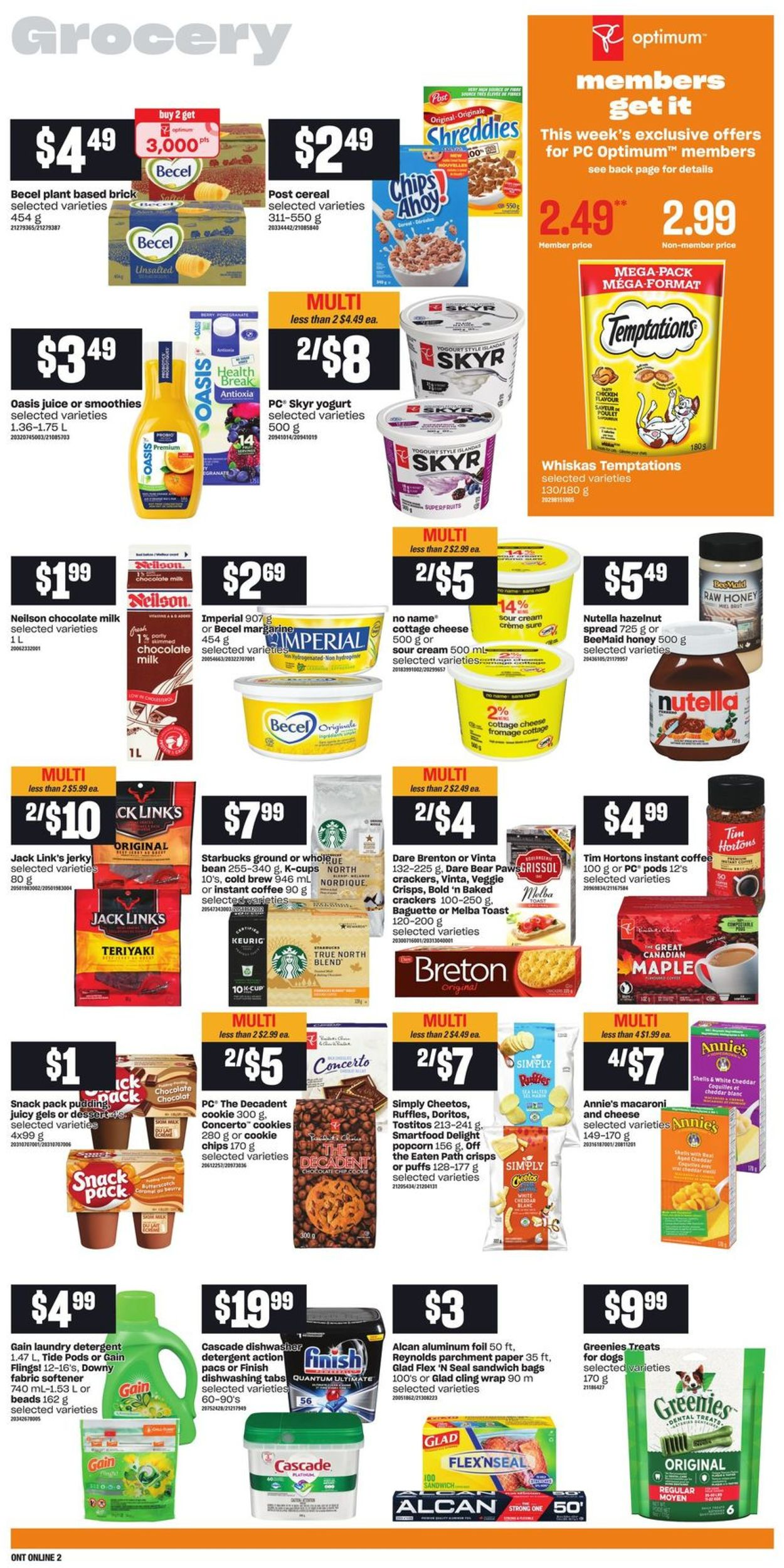 Zehrs Flyer - 03/18-03/24/2021 (Page 10)