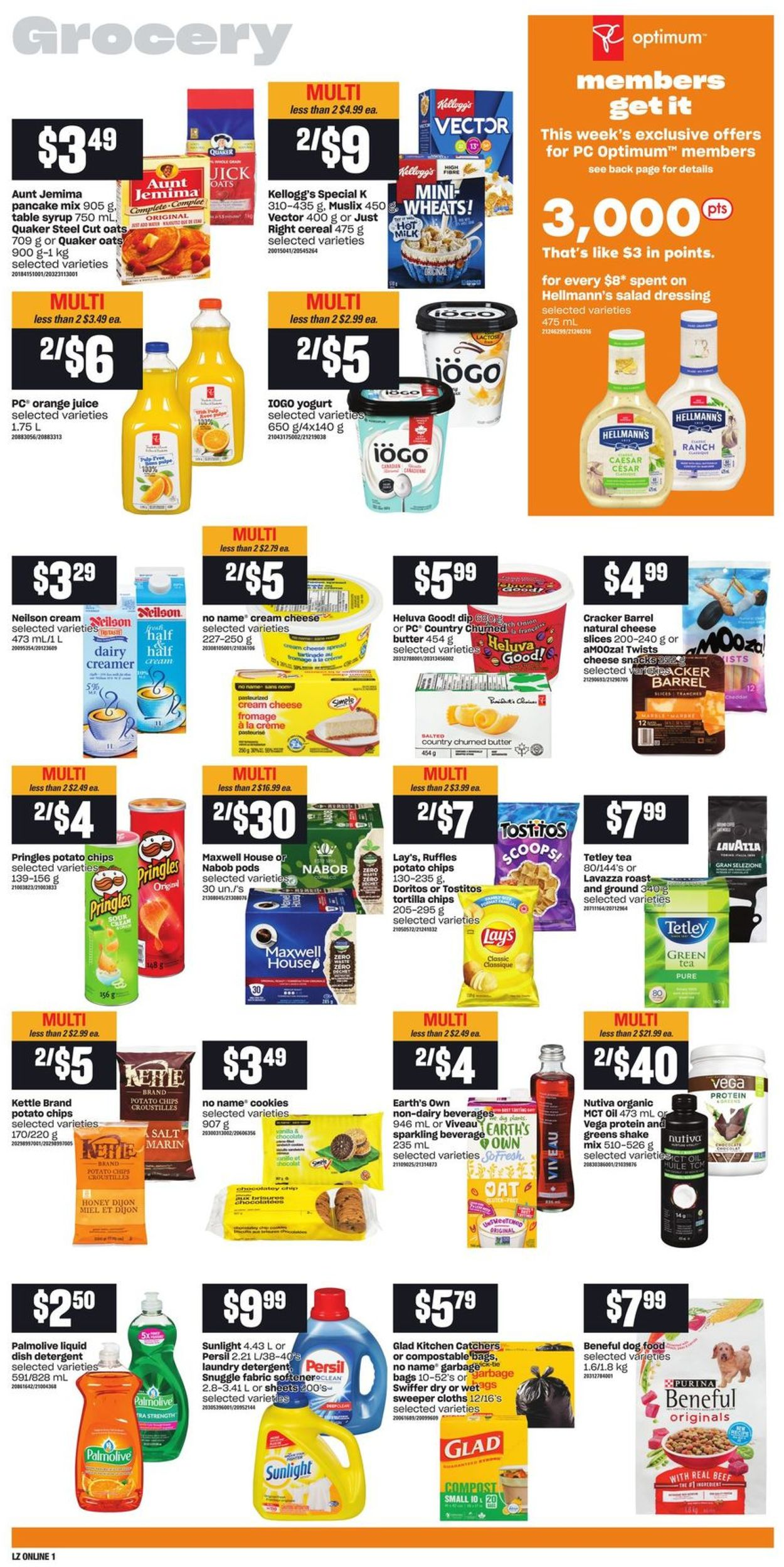 Zehrs Flyer - 04/15-04/21/2021 (Page 7)