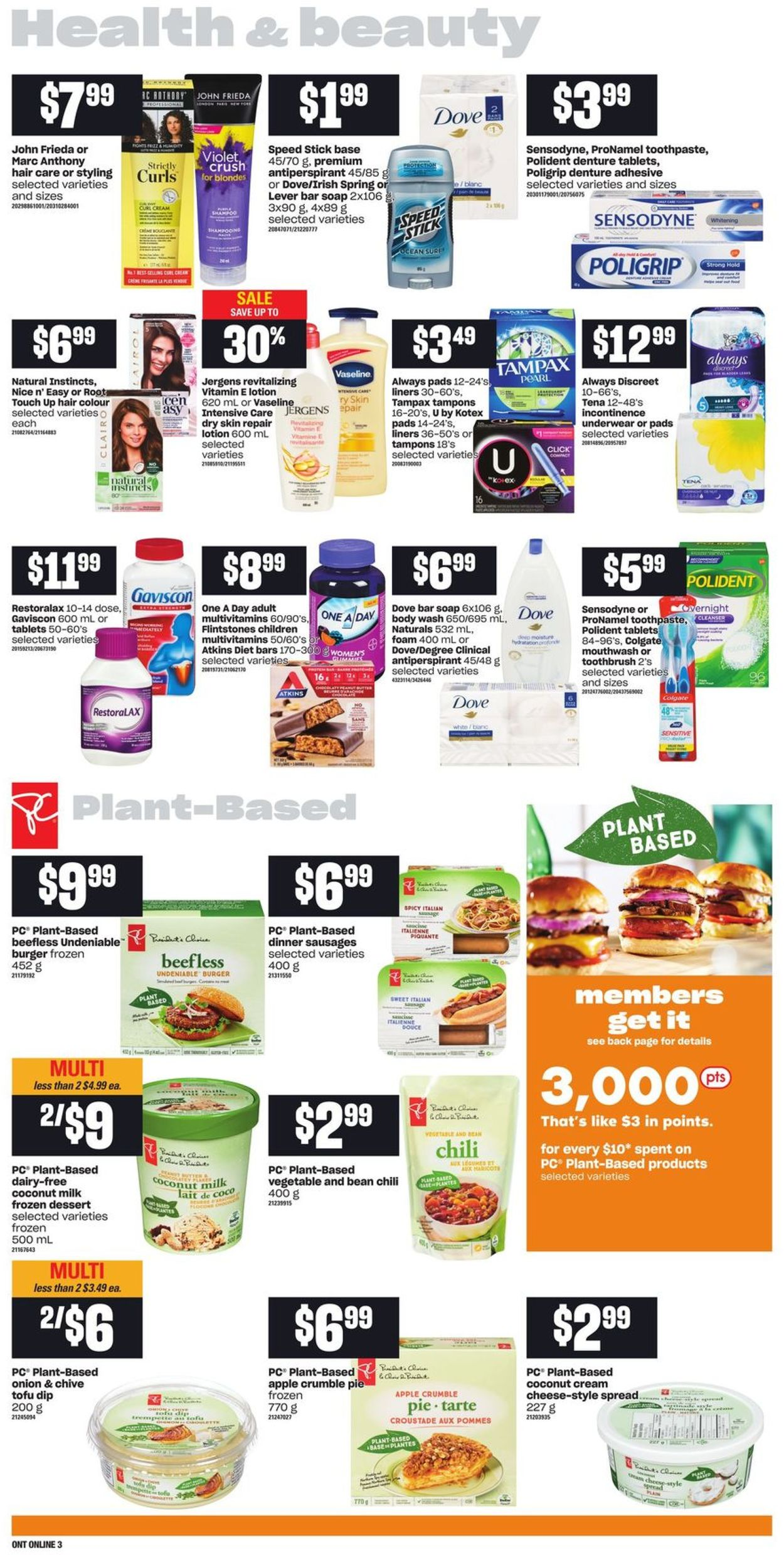 Zehrs Flyer - 04/15-04/21/2021 (Page 9)