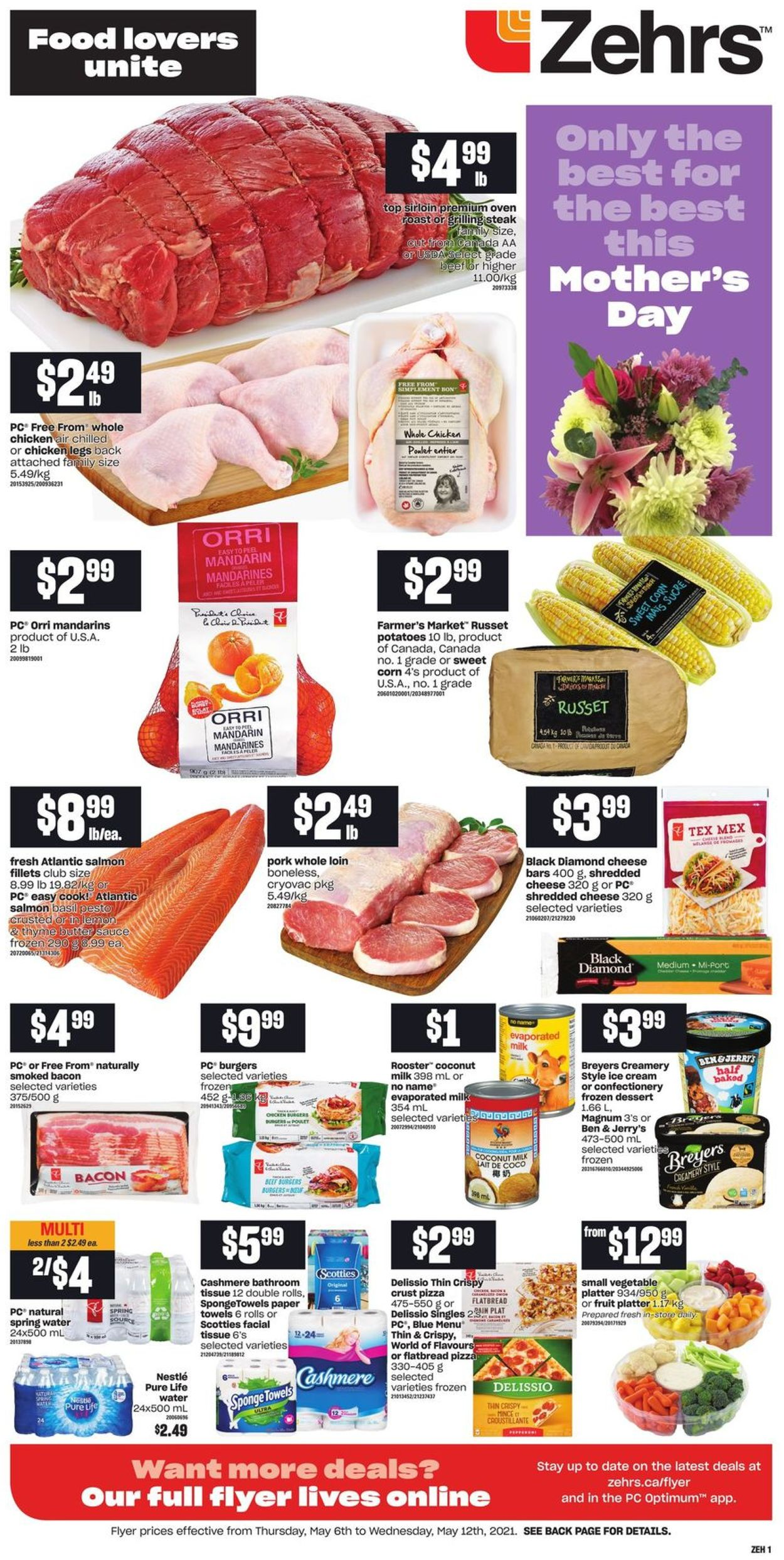 Zehrs Flyer - 05/06-05/12/2021 (Page 3)
