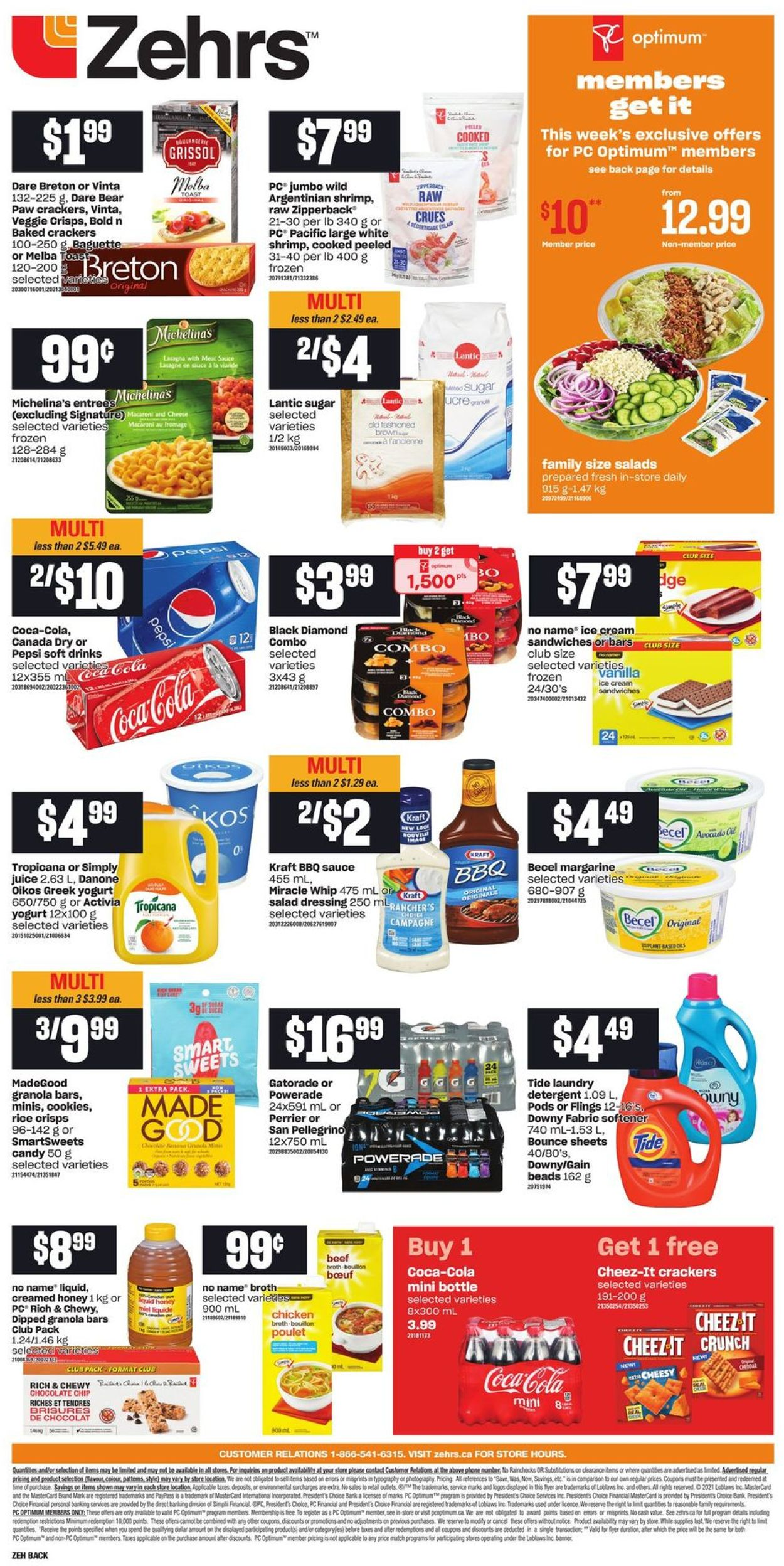 Zehrs Flyer - 05/06-05/12/2021 (Page 4)