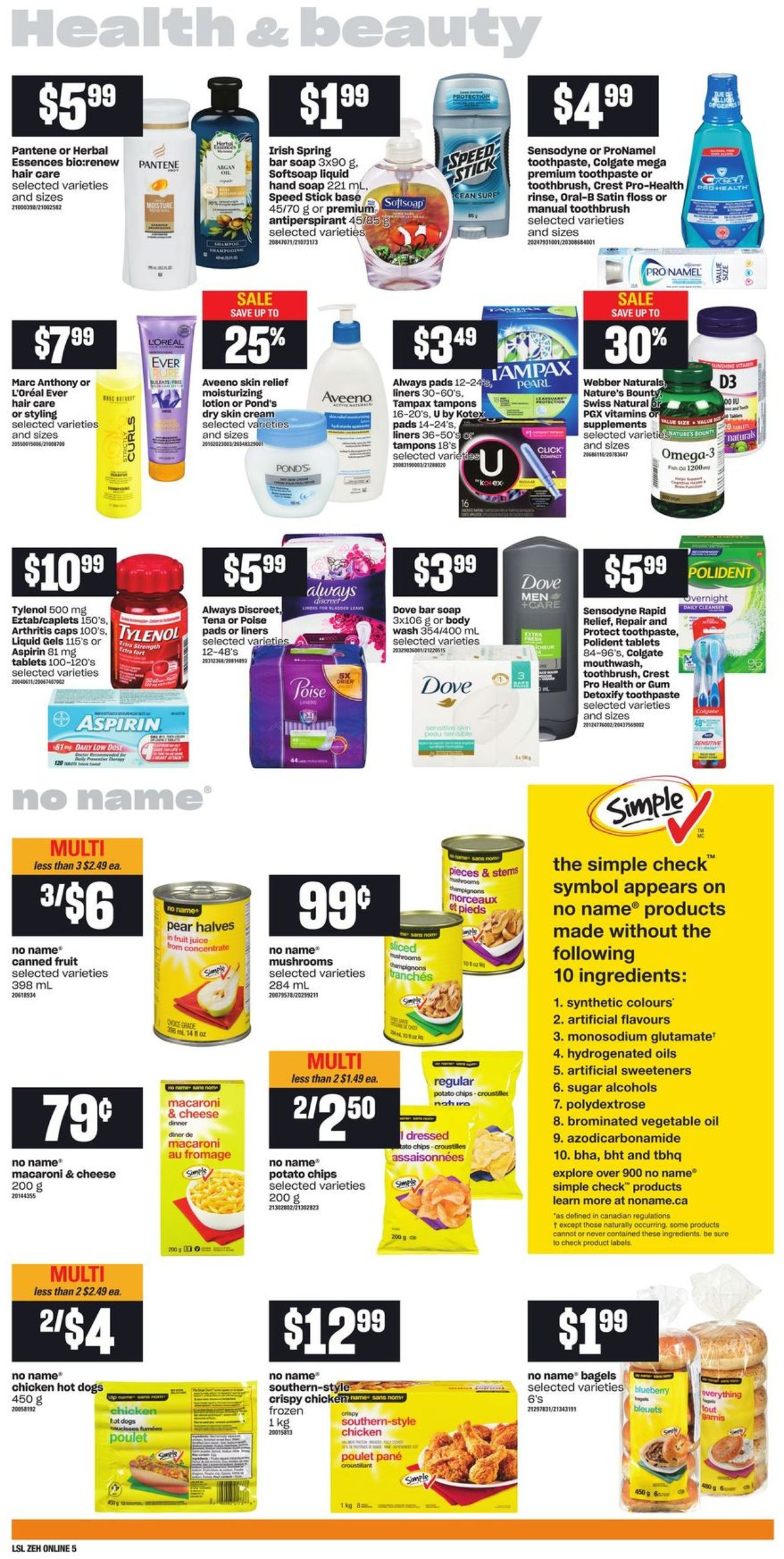 Zehrs Flyer - 05/13-05/19/2021 (Page 9)