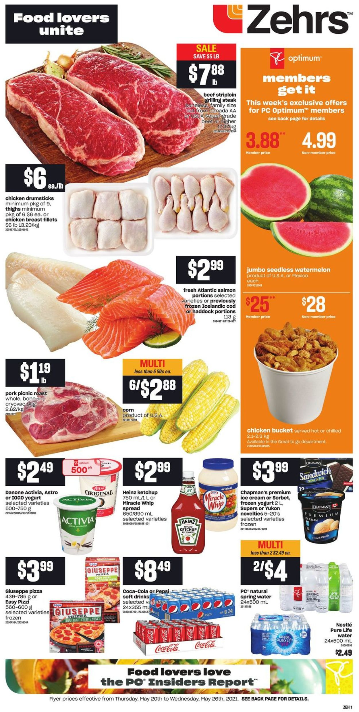 Zehrs Flyer - 05/20-05/26/2021 (Page 3)