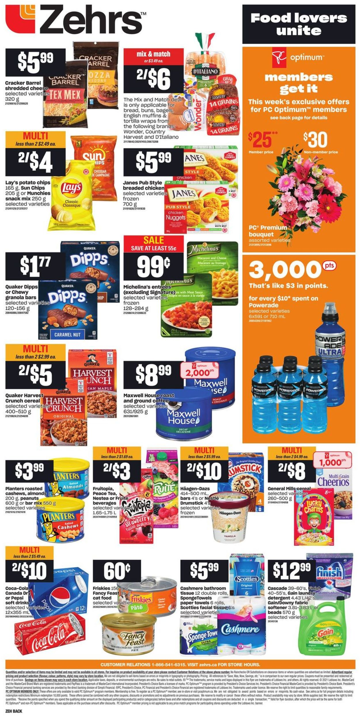 Zehrs Flyer - 06/03-06/09/2021 (Page 2)