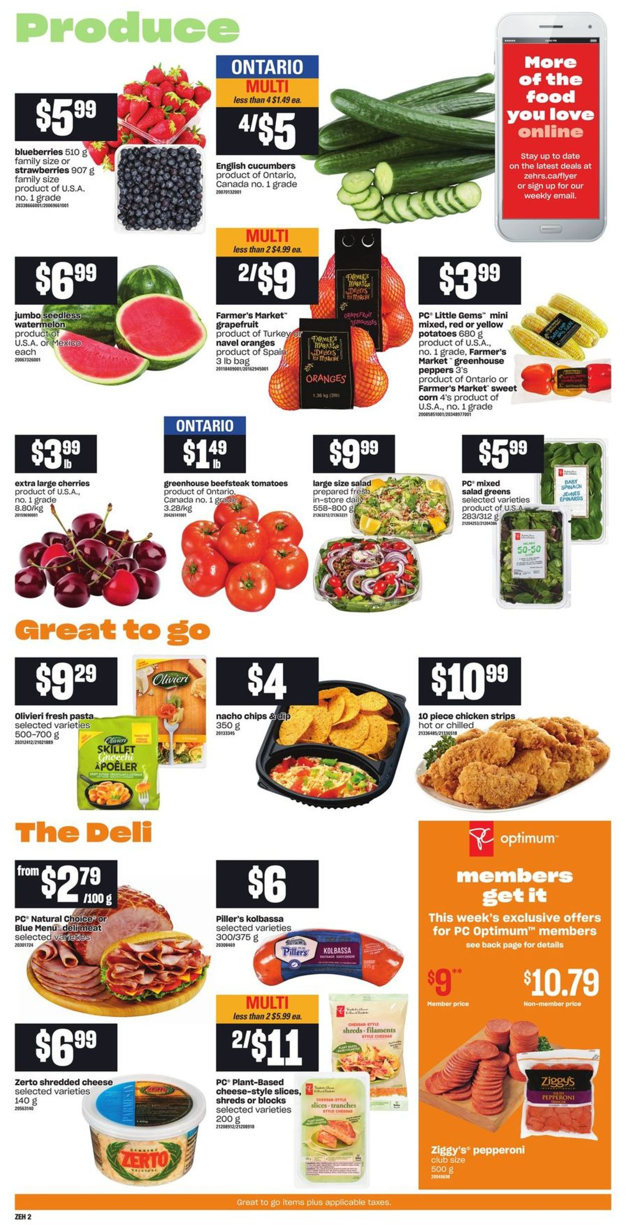 Zehrs Flyer - 06/03-06/09/2021 (Page 3)
