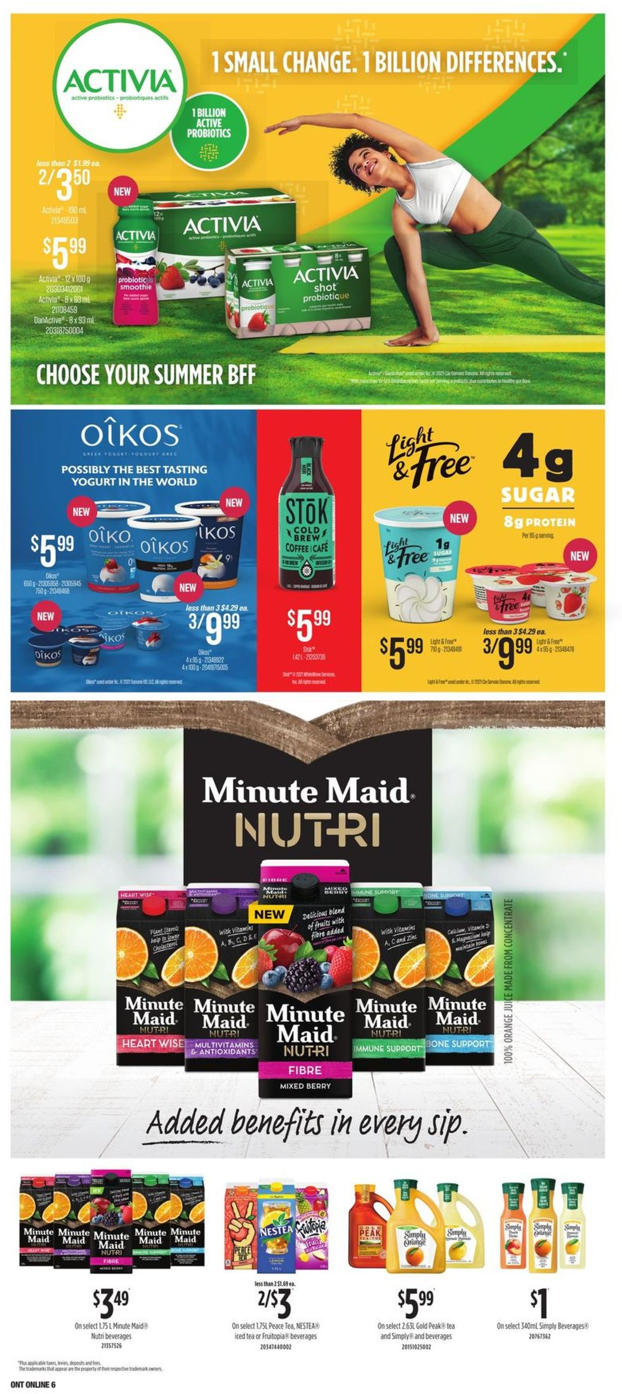 Zehrs Flyer - 06/03-06/09/2021 (Page 11)