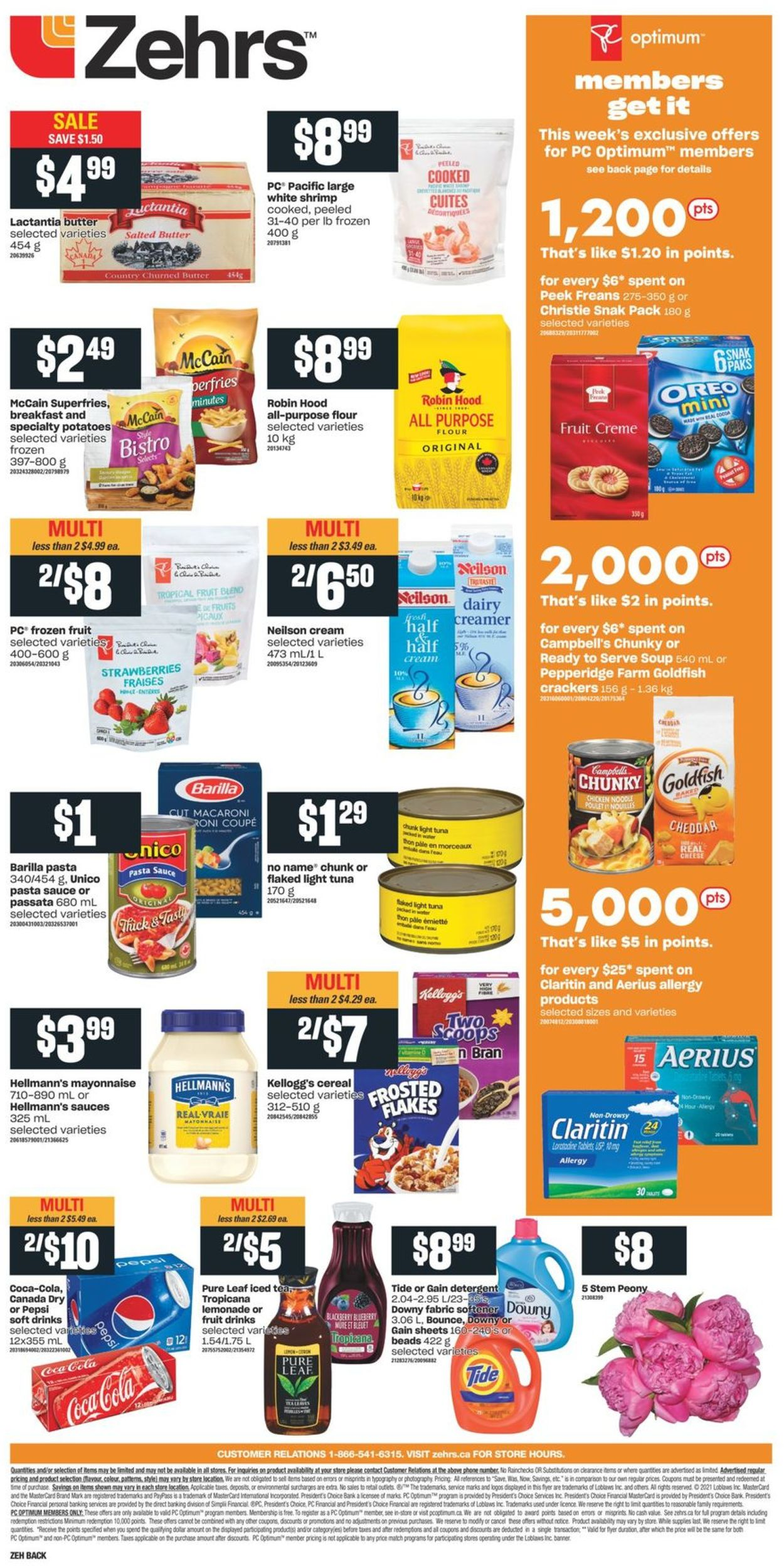 Zehrs Flyer - 06/10-06/16/2021 (Page 4)