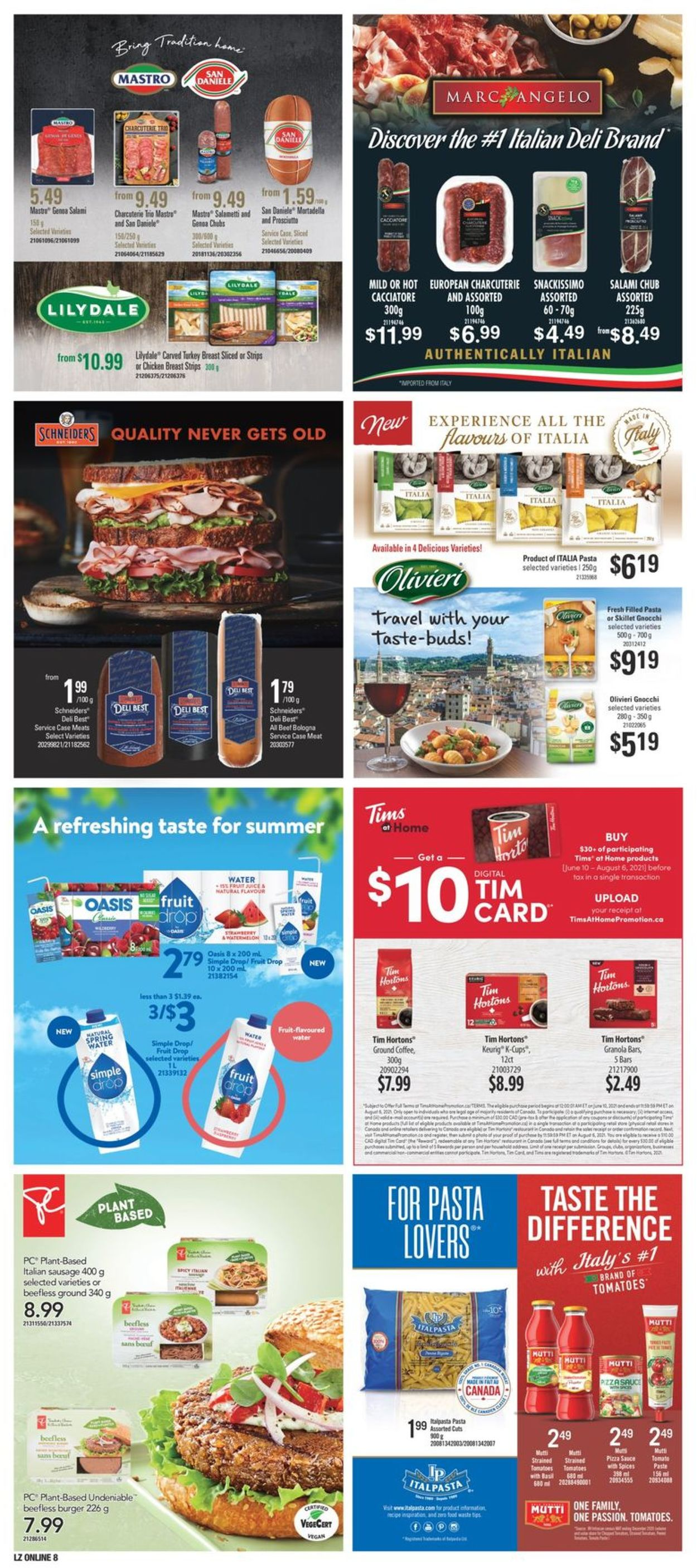 Zehrs Flyer - 06/10-06/16/2021 (Page 16)