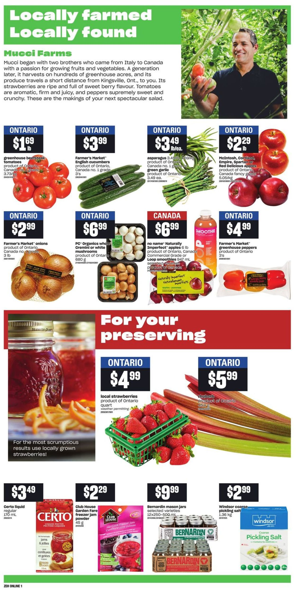 Zehrs Flyer - 06/17-06/23/2021 (Page 6)