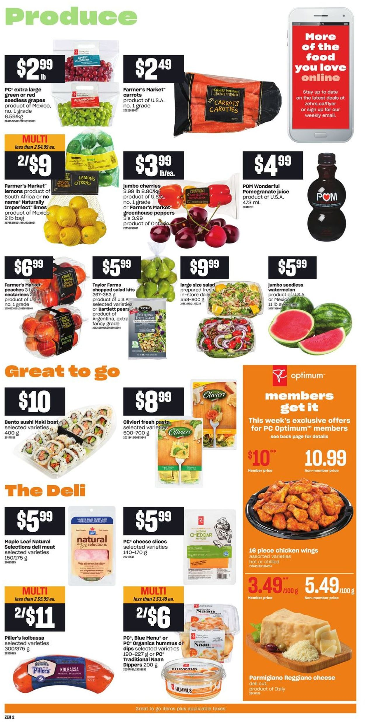 Zehrs Flyer - 06/24-06/29/2021 (Page 3)