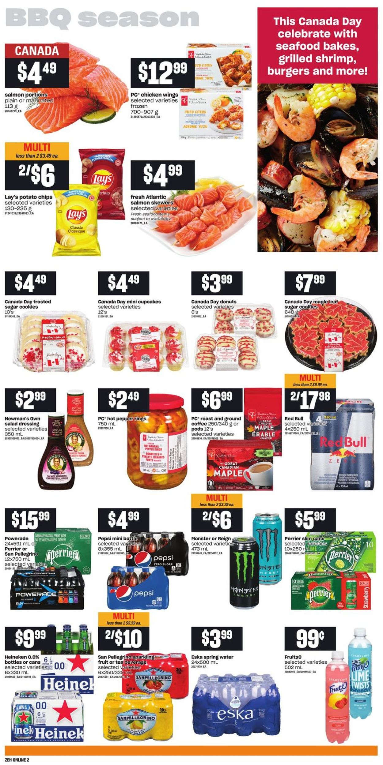 Zehrs Flyer - 06/30-07/07/2021 (Page 8)