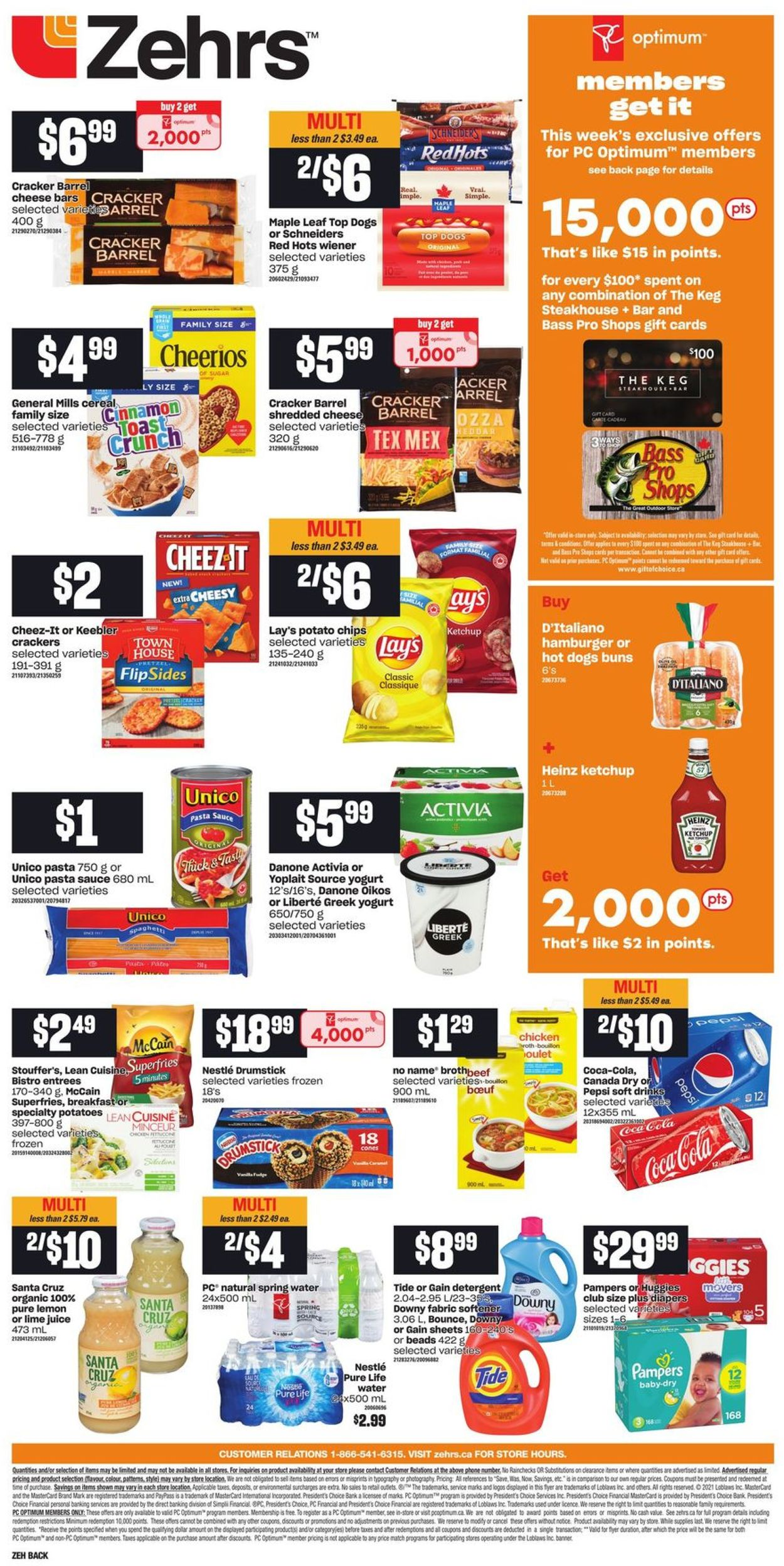 Zehrs Flyer - 07/08-07/14/2021 (Page 4)