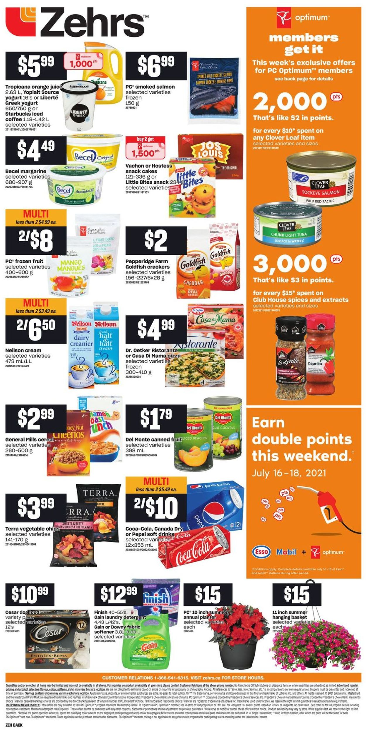Zehrs Flyer - 07/15-07/21/2021 (Page 2)
