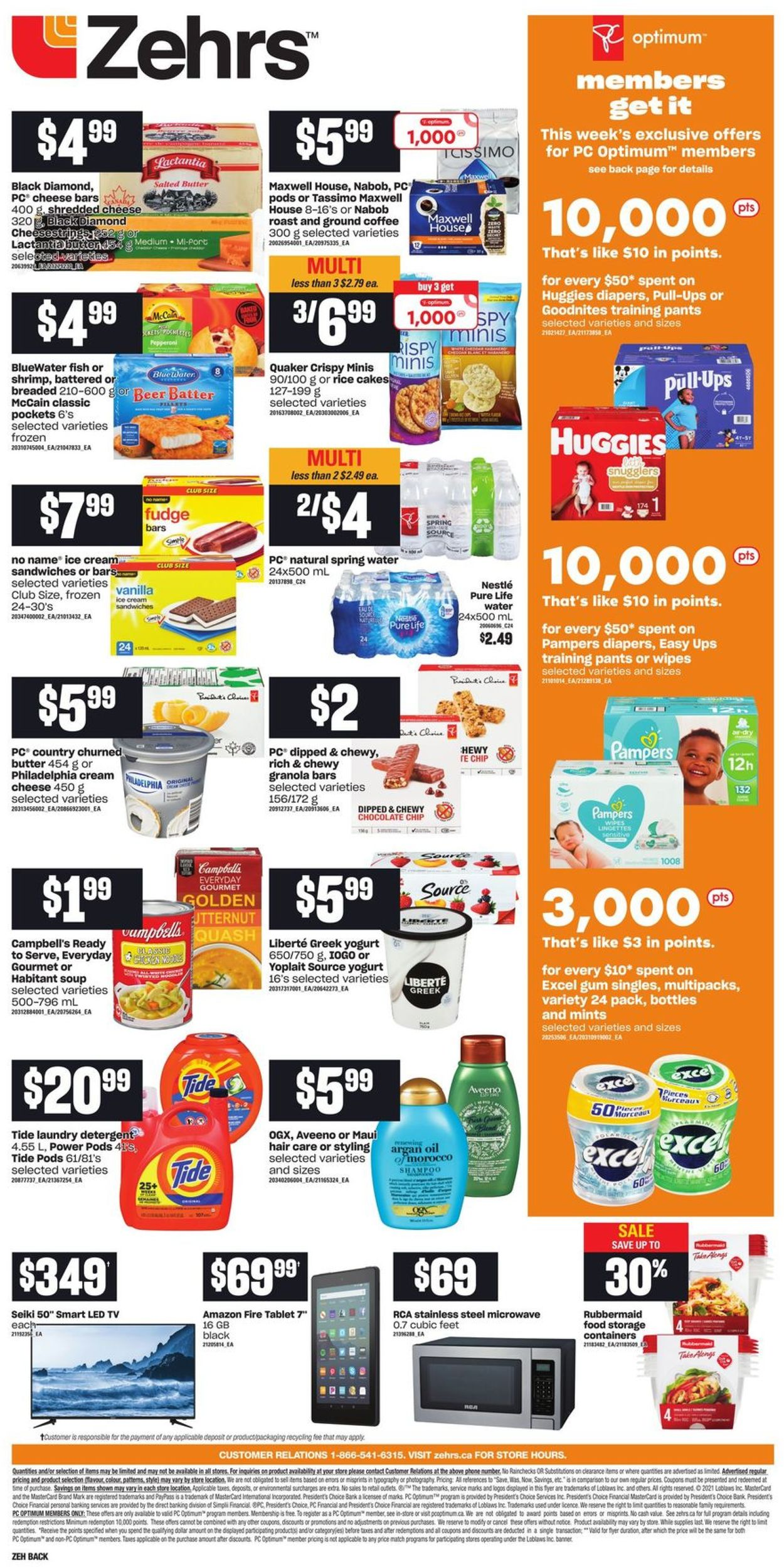 Zehrs Flyer - 07/22-07/28/2021 (Page 2)