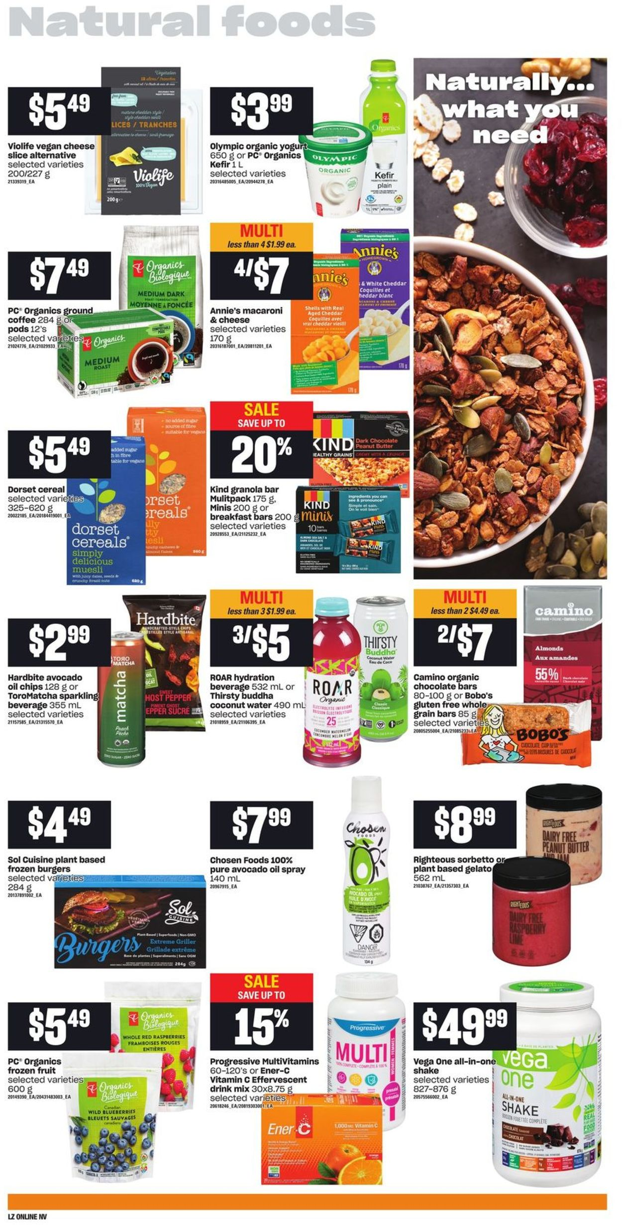 Zehrs Flyer - 07/22-07/28/2021 (Page 12)