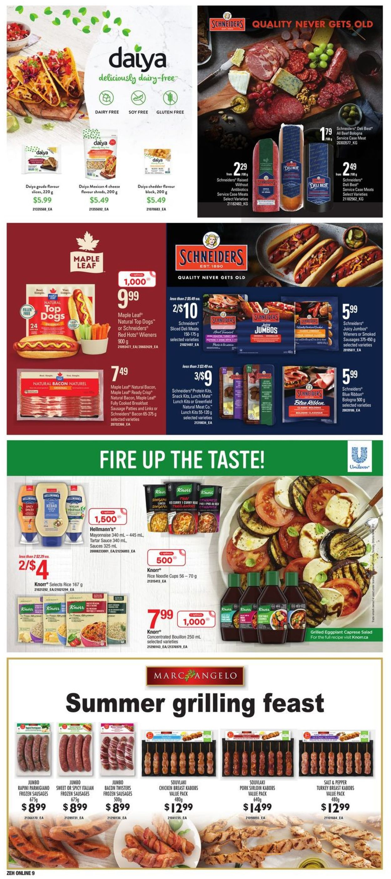 Zehrs Flyer - 07/22-07/28/2021 (Page 14)