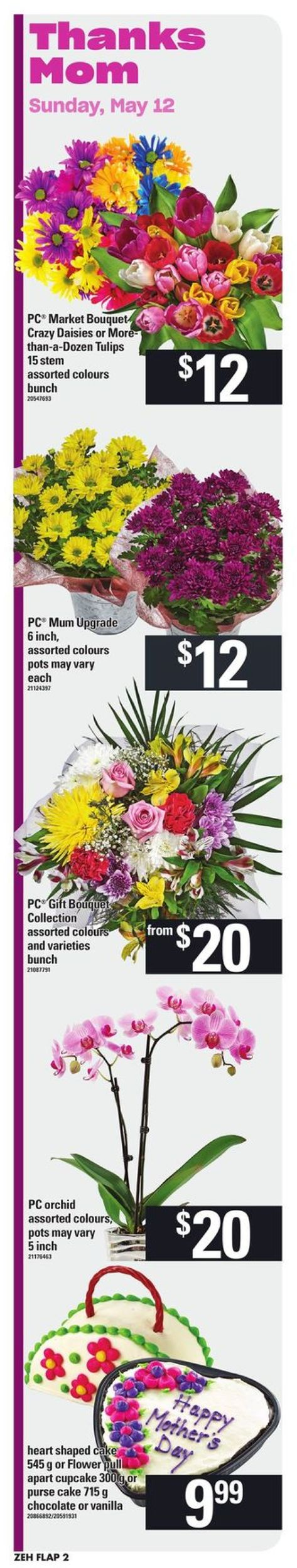 Zehrs Flyer - 05/09-05/15/2019 (Page 2)