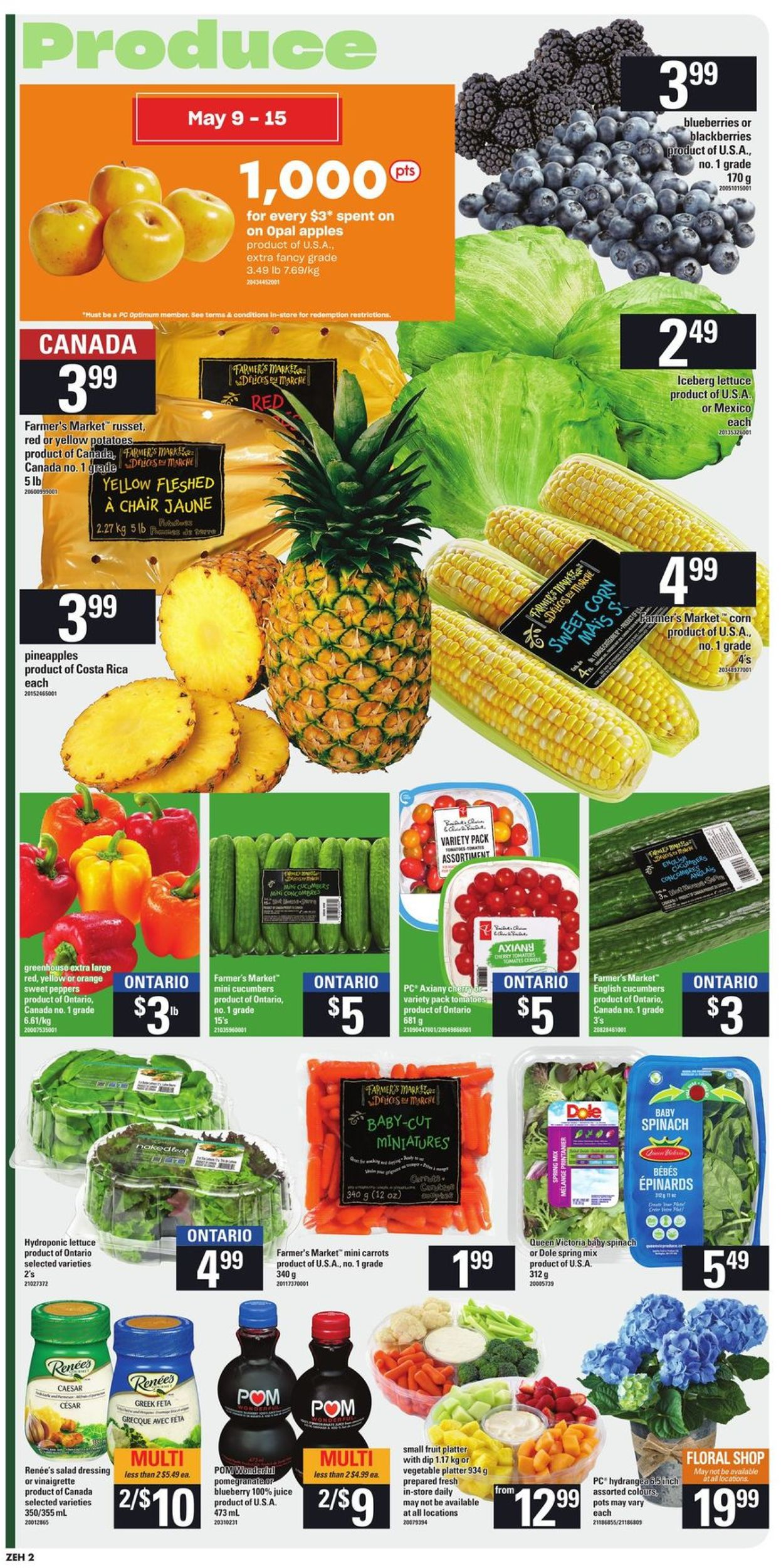 Zehrs Flyer - 05/09-05/15/2019 (Page 4)