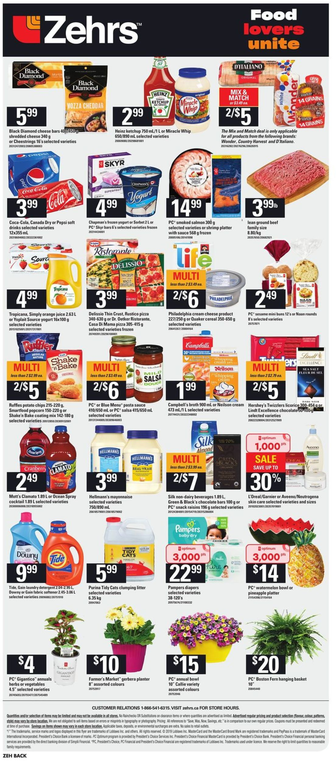 Zehrs Flyer - 05/09-05/15/2019 (Page 17)
