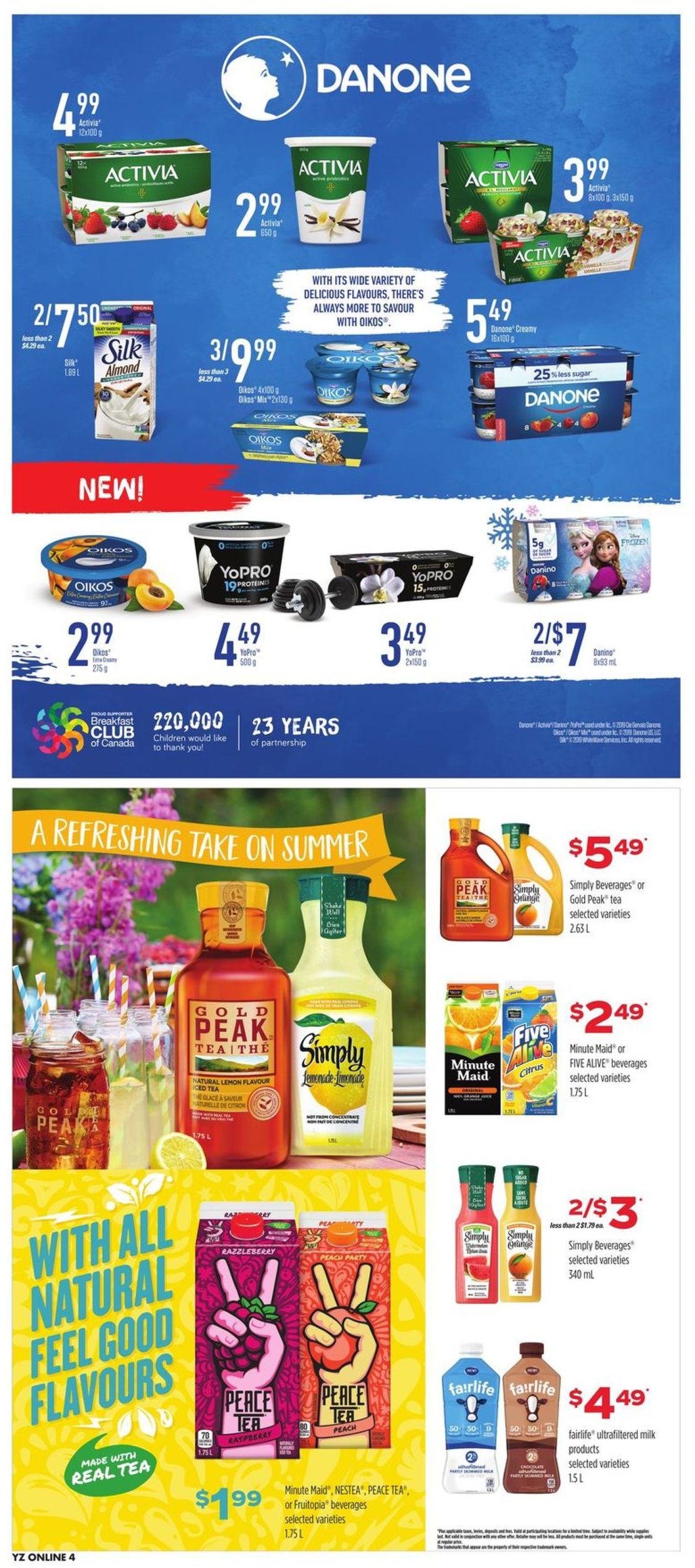 Zehrs Flyer - 08/15-08/21/2019 (Page 13)