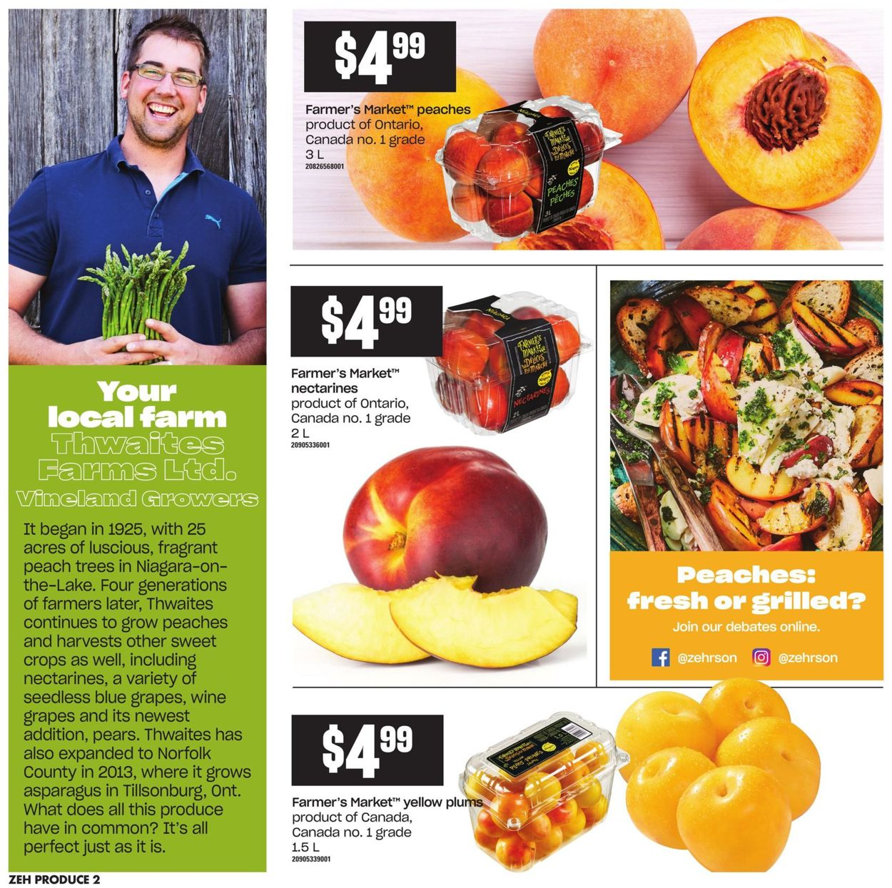 Zehrs Flyer - 08/15-08/21/2019 (Page 2)