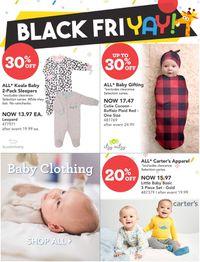 Babies''R''Us - Black Friday 2020