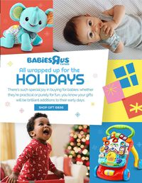 Babies''R''Us - Holiday 2020
