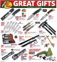 Bass Pro - Black Friday Flyer 2019