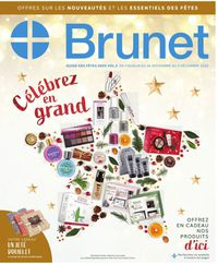 Brunet - Black Friday 2020
