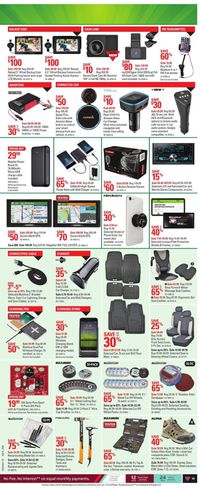 Canadian Tire Christmas Flyer 2019