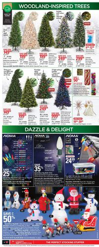 Canadian Tire Christmas Store 2020