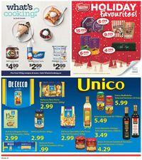 Fortinos- Holiday 2020