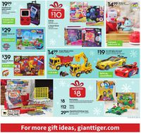 Giant Tiger - Holiday 2020