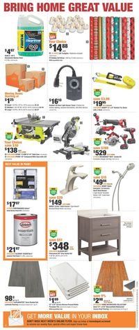 Home Depot - Holiday 2020