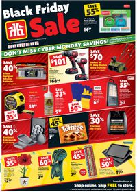 Home Hardware - Black Friday 2020