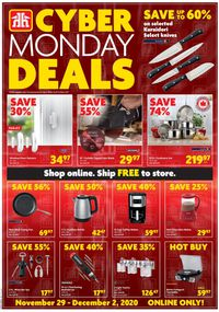 Home Hardware - Cyber Monday 2020