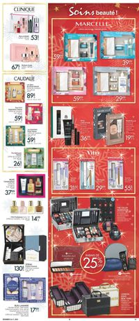Jean Coutu catalogue de Noël 2019