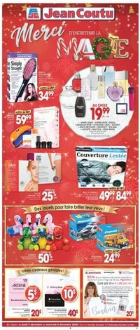 Jean Coutu - Holiday 2020