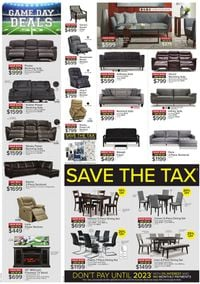 Leon's - Save The Tax
