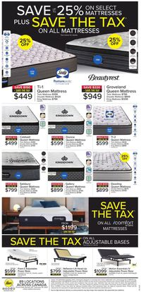 Leon's - Save The Tax