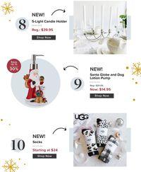Linen Chest - Holidays 2020