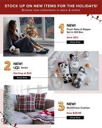 Linen Chest - Christmas 2020