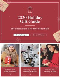 Linen Chest - Holiday 2020