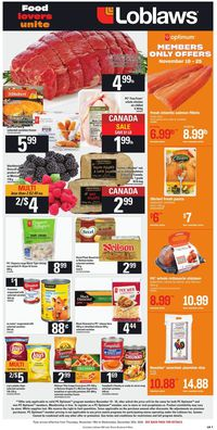 Loblaws Black Friday 2020