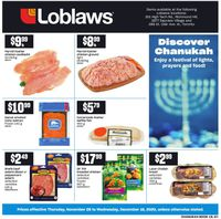 Loblaws - Chanukah 2020