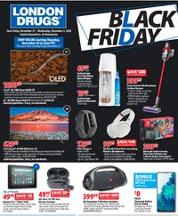 London Drugs - Black Friday 2020